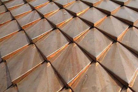 Green Roofs And Great Savings Copper Roof Solar Roof Solar Roof Tiles
