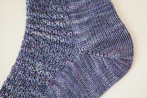 Ravelry: Gravel Socks pattern by Knitting Expat Designs