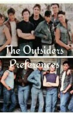 The Outsiders Preferences - How you become friends  in 2019