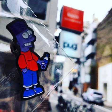 #wackwack #acidbart #pins by uznk