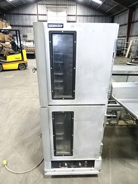 Cres Cor Model 5495043 Stainless Steel Commercial Holding Cabinet With Dutch Doors 120 Volts 60 Hertz 1 Phase Teste Dutch Door Double Wall Oven Wall Oven