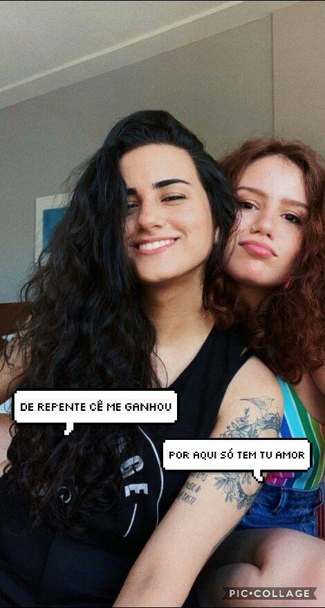 c05066c2f Dayrol/Caray Orgulho, Roupas Tumblr, Casais, Amor Da Minha Vida, Lgbt