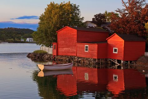 Conception Harbour, Newfoundland, Canada