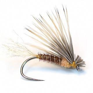 Dry Fly Tutorials - Fly Fish Food -- Fly Tying and Fly Fishing