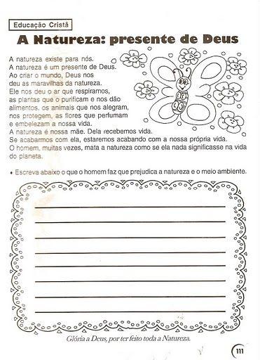 Ensino Religioso Desenhos Para Colorir 76 Ensino Religioso