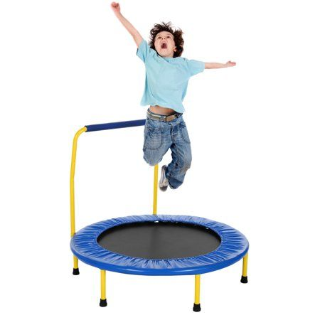 Sports Outdoors Toddler Trampoline Kids Trampoline Mini