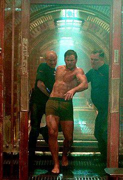 Chris Pratt Bulge