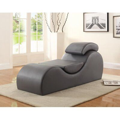 Brayden Studio Agridaki Ac Yoga Chaise Lounge Wayfair Ca In 2020 Living Room Chaise Upholstered Chaise Furniture