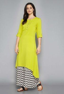 Details about  /Indian Kurta Kurti Bollywood Pakistani Women Designer Long Tunic Top Dress New S