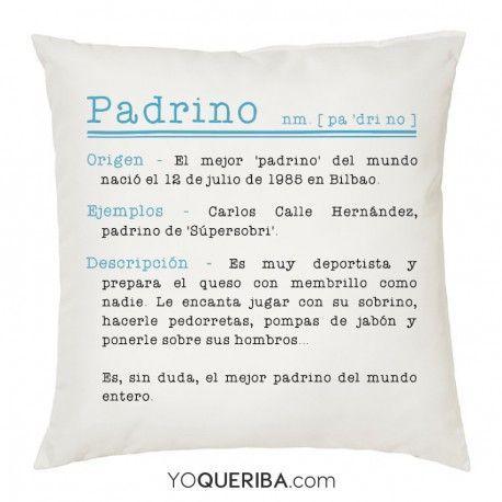 Resultado De Imagen De Padrinos De Bautizo Frases Regalo