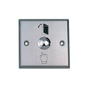 Top Quality Door Stainless Steel Exit Push Button Access Control Access Control Stainless Steel Panels Door Lock System