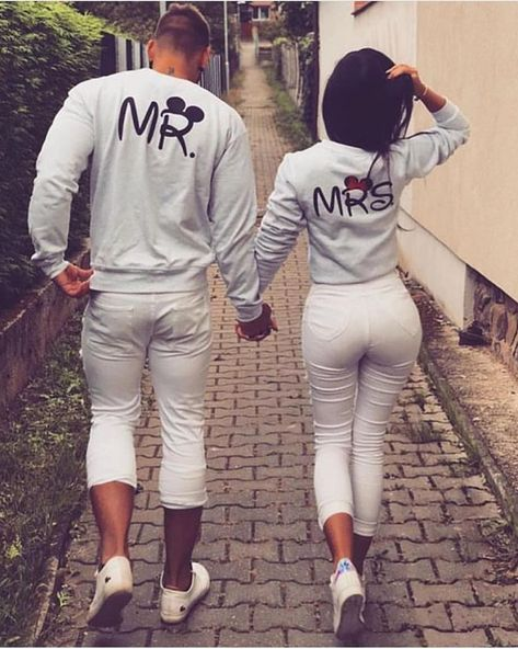 30 Matching Clothing Outfit with Couple
