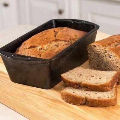 Ebay Ad Link Cast Iron Loaf Pan 10 1 4 X 5 1 8 In Seasoned