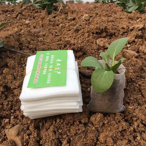 100PCS//Bag Grafting Clips Garden Nursery Flower Plant Grafting Seedling Tools