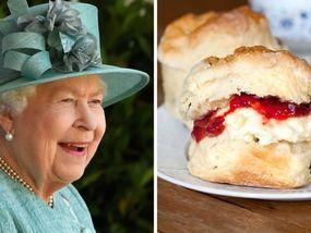 Buttermilk Scones Recipe How To Make Queen S Favourite Royal Ascot Tea Scones In 2020 Buttermilk Scone Recipe Scone Recipe Scones