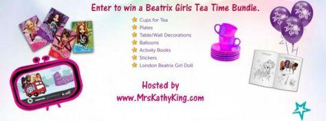 the beatrix girls tea time 23