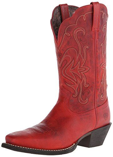 Pin by Cynthia Dawn on Shoes   Pinterest   Boots, Red cowboy