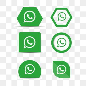Whatsapp Whats App Icon Logo Collection Set Social Media Vector Illustrator Icone Whatsapp Icones Whatsapp Icones Sociais Icones Do Aplicativo Imagem Png E V Logo Facebook Social Icons Social Media Icons