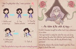Luna S Chapter Page 10 By Turquoisegirl35 Libros De Hechizos
