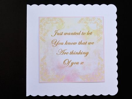 Bumper Pack Of 8 Cards 8 Sentiments Panels 8 Inserts