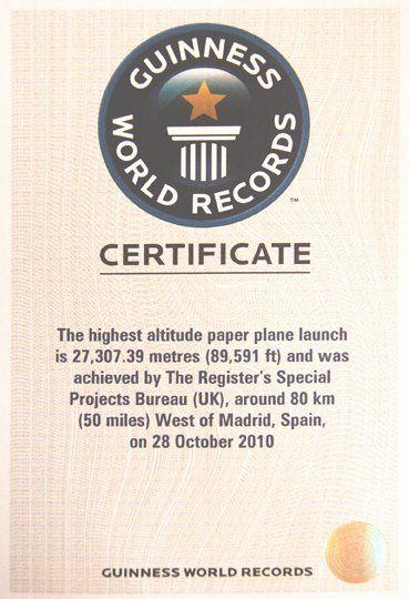Fake Guinness World Record Certificate Lovely Certificate Of Most Guinness World Records Dannybarrantes T World Records Guinness World Guinness World Records