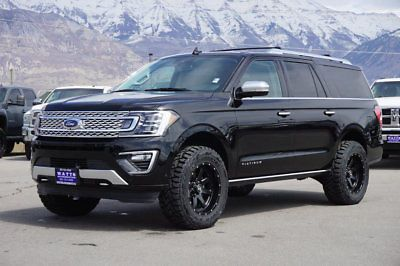 Ford Expedition Max Platinum Lifted Expedition Platinum 4x4 Suv Custom Wheels Ti En 2020 Con Imagenes Vehiculos Autos