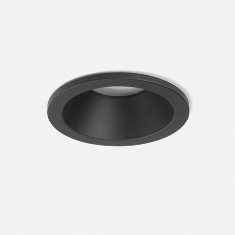 Minima 230v Matt Black Ip65 Downlight Lightinguk Com Recessed Ceiling Lights Downlights Ceiling Lights