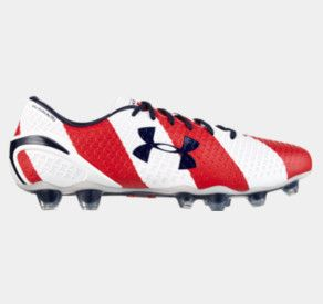 under armour usa cleats