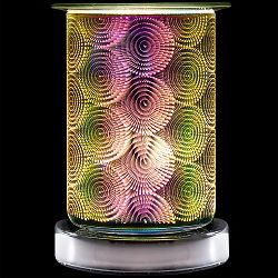 Desire Aroma Lamp Dot Glass Votive Candle Holders Aroma Wedding Advice Box