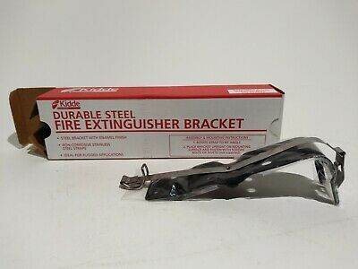Sponsored Ebay Nib Kidde Steel Fire Extinquisher Bracket Model Mb 15r Fits 5bc 10bc 1a 10bc In 2020 Ebay Bracket Fire Extinguisher