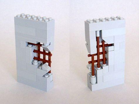 Betonmauer Betonmauer, This image has - Lego Haus Ideen