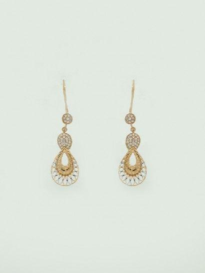 حلق عيار 21 ماركة ايچيبت جولد Jewelry Jewelrymaking Love Women Gold Goldjewellery Crochet Earrings Jewelry Earrings