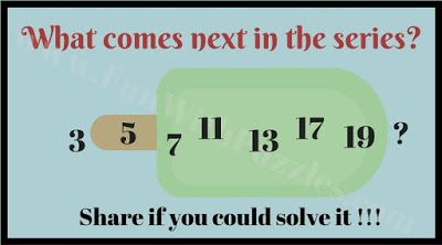 Simple Number Series Puzzles For Kids With Answers Puzzles For Kids Brain Teasers Lateral Thinking Puzzles