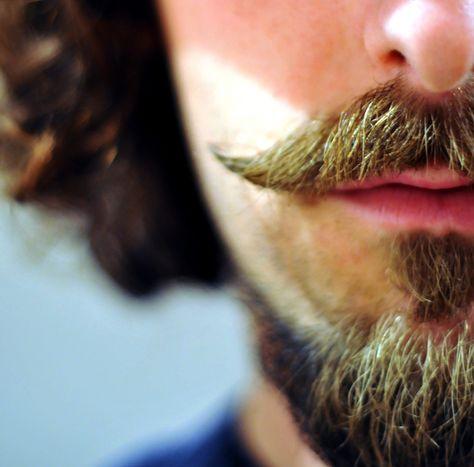 Christian Bale Beard and Moustache