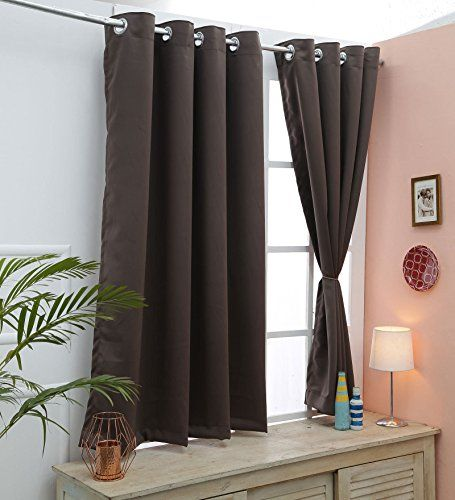 Cliths Dark Grey 2 Panel Dark Grey Blackout Curtains For Https Www Amazon In Dp B07dt4tjzq Ref Cm Sw R Curtains Grey Blackout Curtains Blackout Curtains