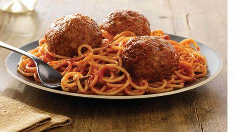 Italian Meatballs | Dashrecipes.com