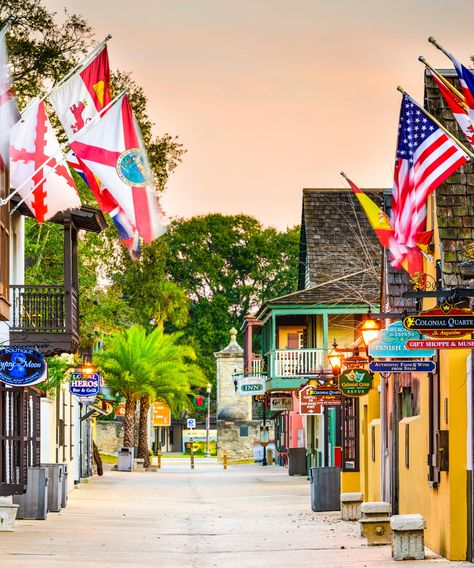 The 9 Cutest Small Towns In America Small Town America Small