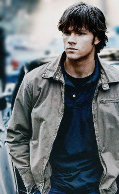 Jared Padalecki when he still had good looking hair!