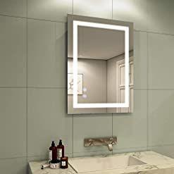 25++ Led bathroom cabinet mirror for wall 6500k diy