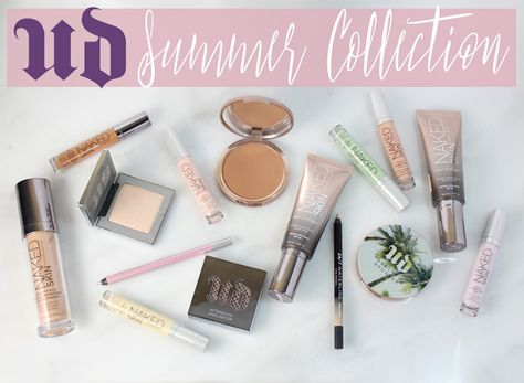 Urban Decay Summer 2016 Collection. — Beautiful Makeup Search