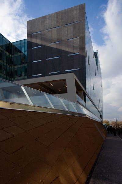 Alessandro Scandurra Scandurrastudio Pino Guidolotti Filippo Romano Mac 9 Zurich Insurance Company Italian Headquarters Divisare