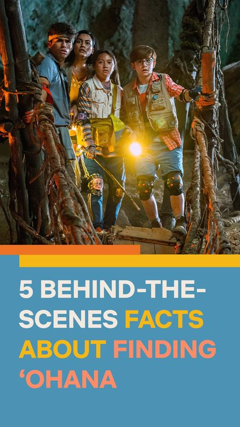 5 Behind-the-Scenes Facts About Finding 'Ohana