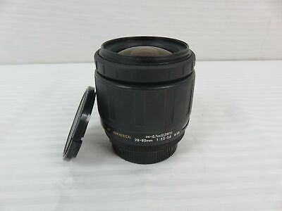 Ad Tamron Af Aspherical 28 80mm 1 3 5 5 6 For Nikon Af Cameras 670 In 2020 Tamron Nikon Camera