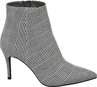 online hier uk billig verkaufen gut aussehen Schuhe verkaufen Karierte Stiefeletten? Oh ja, die wollen wir unbedingt ...