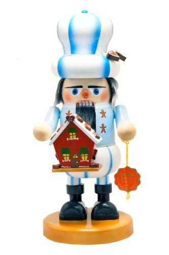 SIGNED Steinbach Gnome Gingerbread Baker Nutcracker * This is an Amazon Affiliate link. You can find out more details at the link of the image.