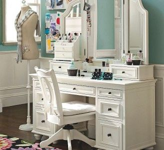 30 unique vanity and desk combo | Vanity And Desk Combo Waver ...