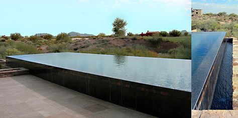 perimeter overflow pool designs | Write about hairstyles, nail ...