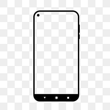 Smart Phone Mockup Transparent Background Smart Mockup Isolated Png And Vector With Transparent Background For Free Download En 2021 Diseno De Logotipos Tatuajes De Animes Ciudad Silueta
