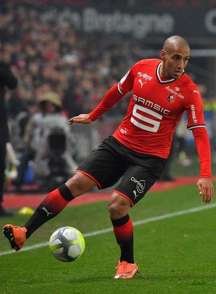 2018 World Cup Wahbi Khazri Rennes Tunisia Midfielder World Cup Tunisia Midfielder