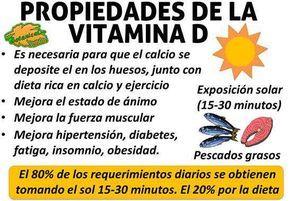 propiedades quimicas vitamina d